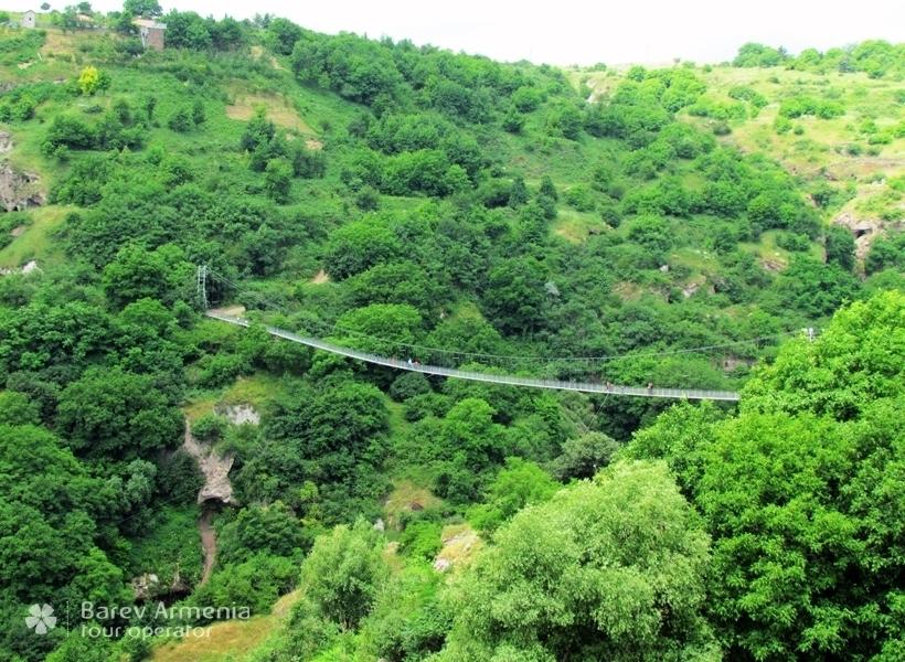 В армянском Хндзореске будет построен фуникулёр