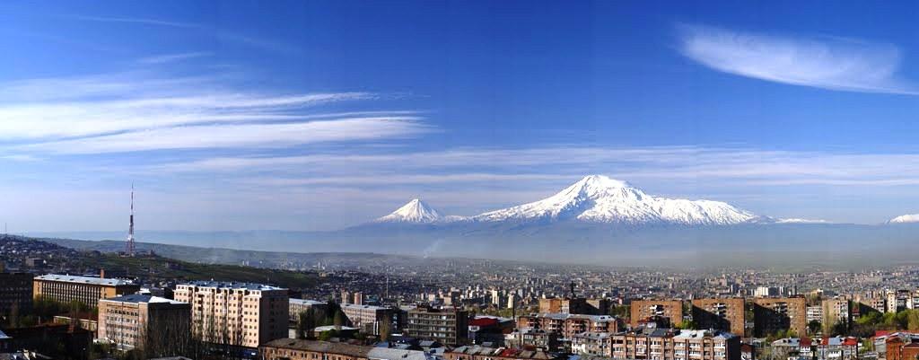 туризм в Армению