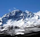 Снежные вершины Арагаца