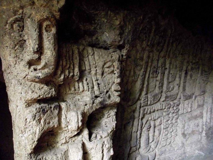 Ластивер: дохристианская пещера